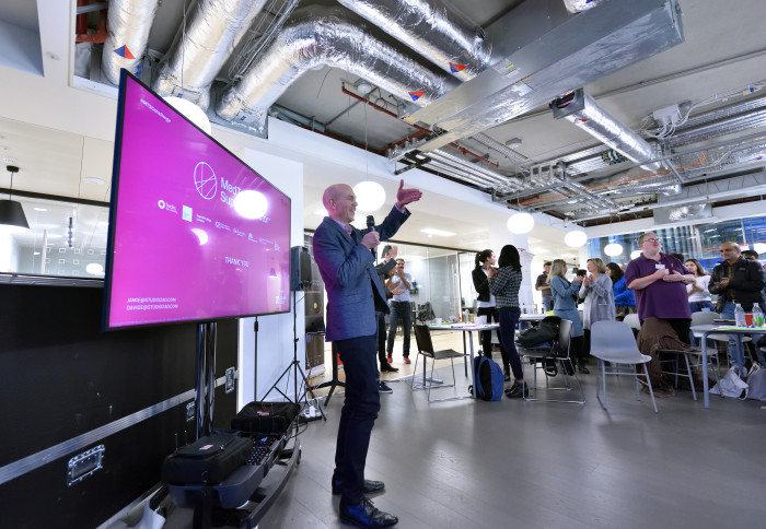 The MedTech SuperConnector programme begins with a bootcamp