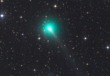 Flying through a comet's tail and fighting fluorine: News from the College