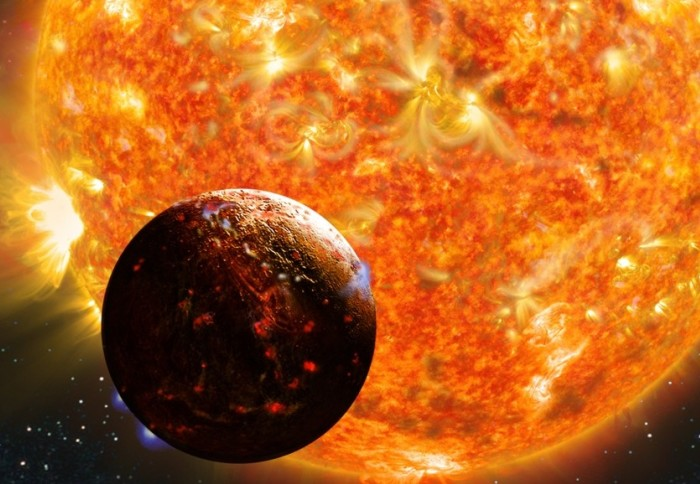 Artist's impression of an exoplanet close to its star  - newseventsimage 1610099810746 mainnews2012 x1 - Space plasma and exoplanet experts receive Royal Astronomical Society awards | Imperial News