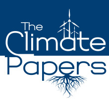 The Climate Papers podcast logo