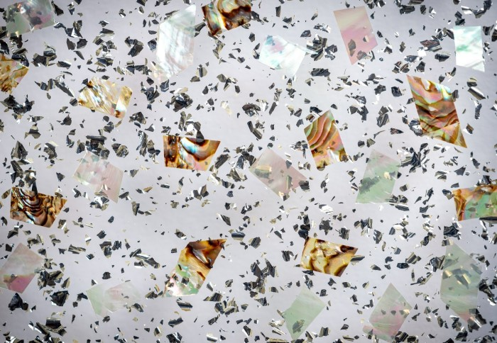 An image of confetti