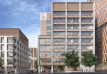 Ground broken at White City for new School of Public Health