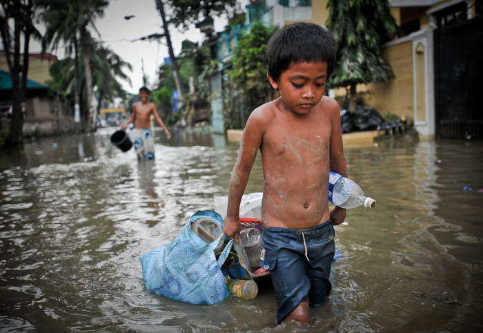 Children born today will face disproportionate increases in floods, heatwaves, droughts, wildfires, and crop failures due to climate change. A new ana