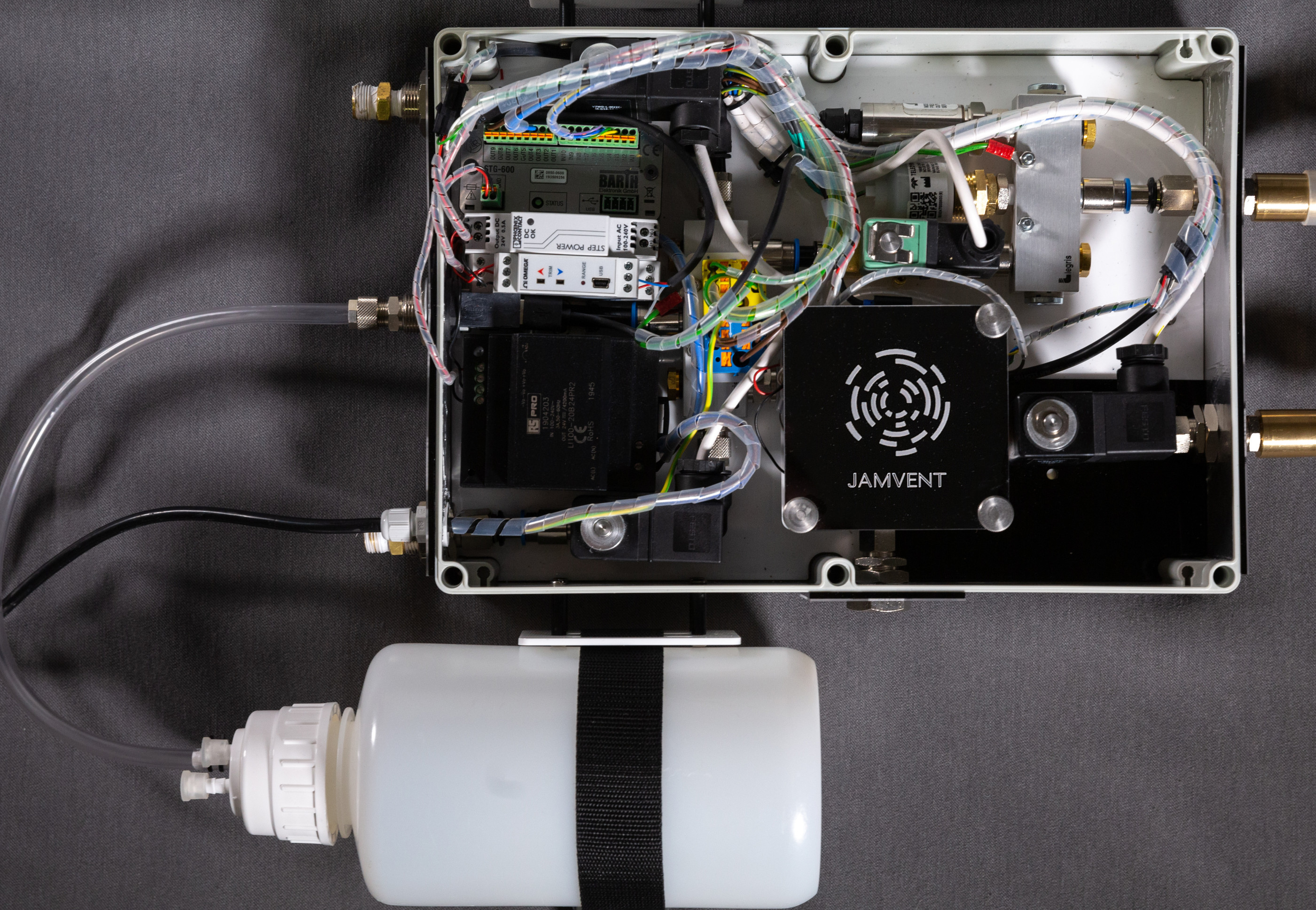 Low-Cost Ventilator Set to Help People in Low-Income Countries