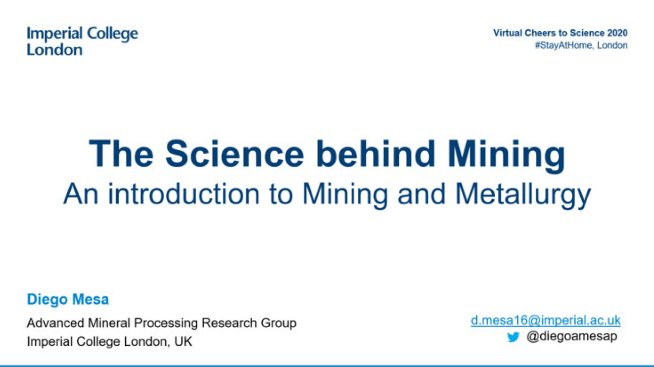 The Science behind Mining