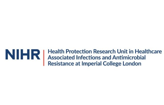 NIHR HPRU in HCAI and AMR at ICL logo