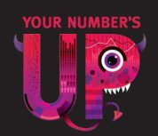 Your's number's up graphic