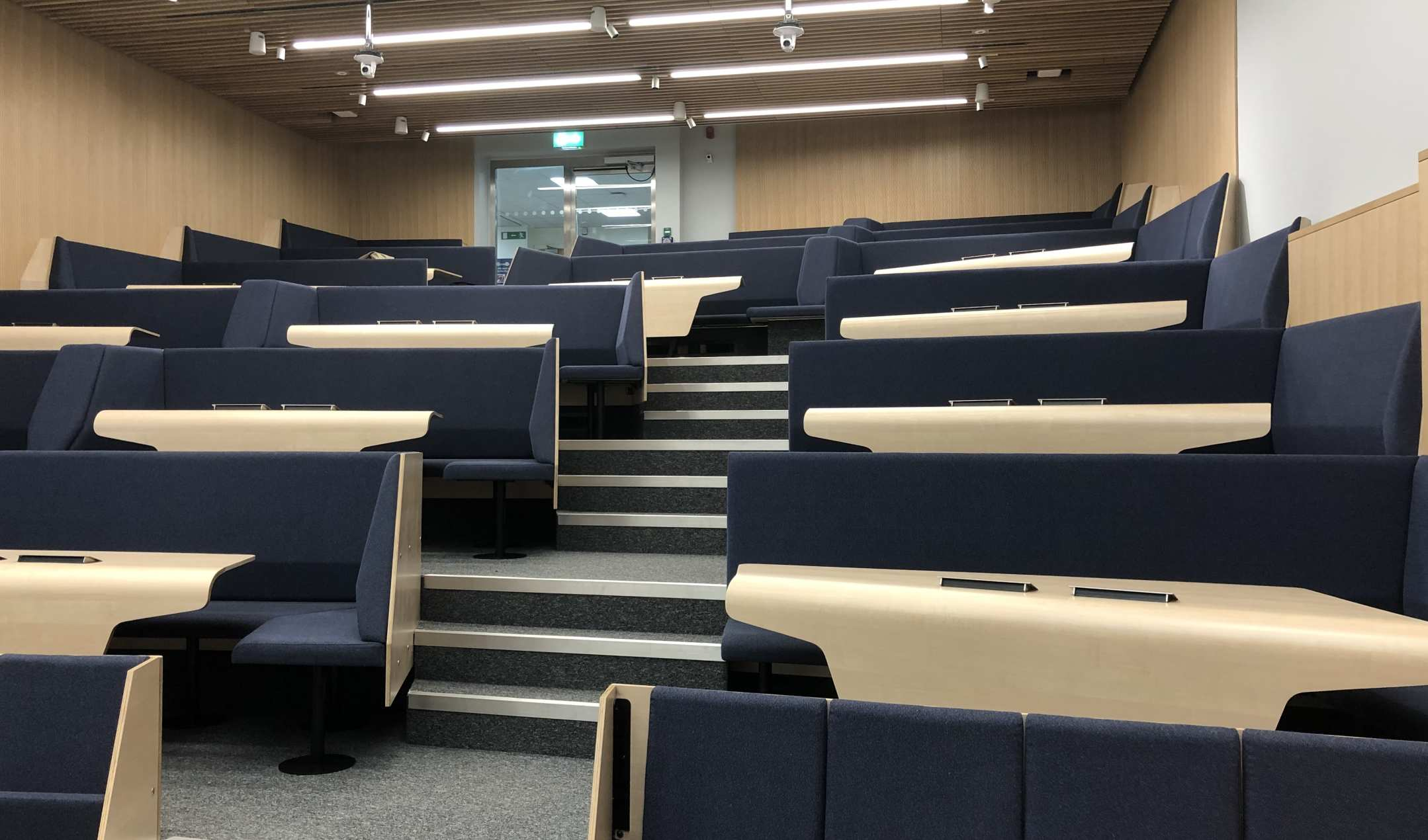 Blackett lecture theatre