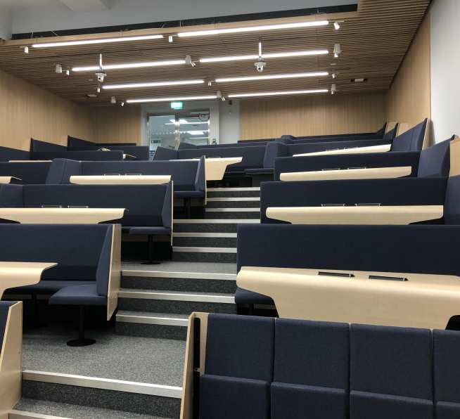 Blackett 113 Lecture Theatre