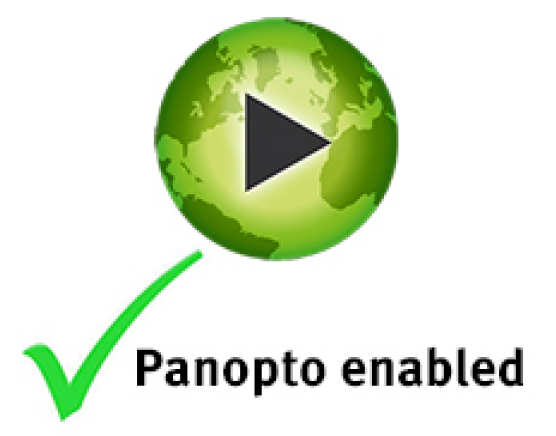 Panopto enabled