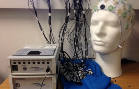 High density, high temporal resolution EEG and EMG
