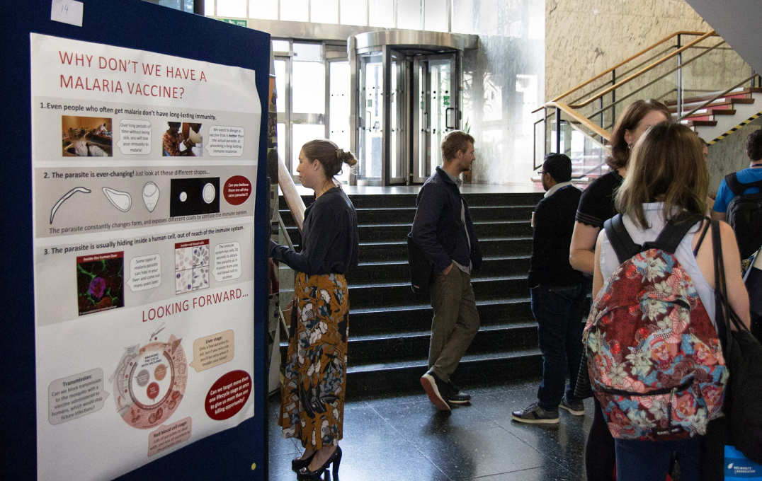 INVaR poster session and networking
