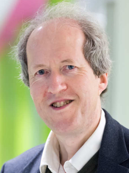 An image of Professor Andrew Horsfield