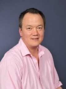 Headshot of Dr Mark H W Workman