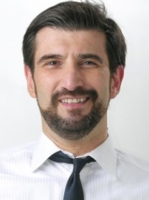 Headshot of Professor Nick Voulvoulis