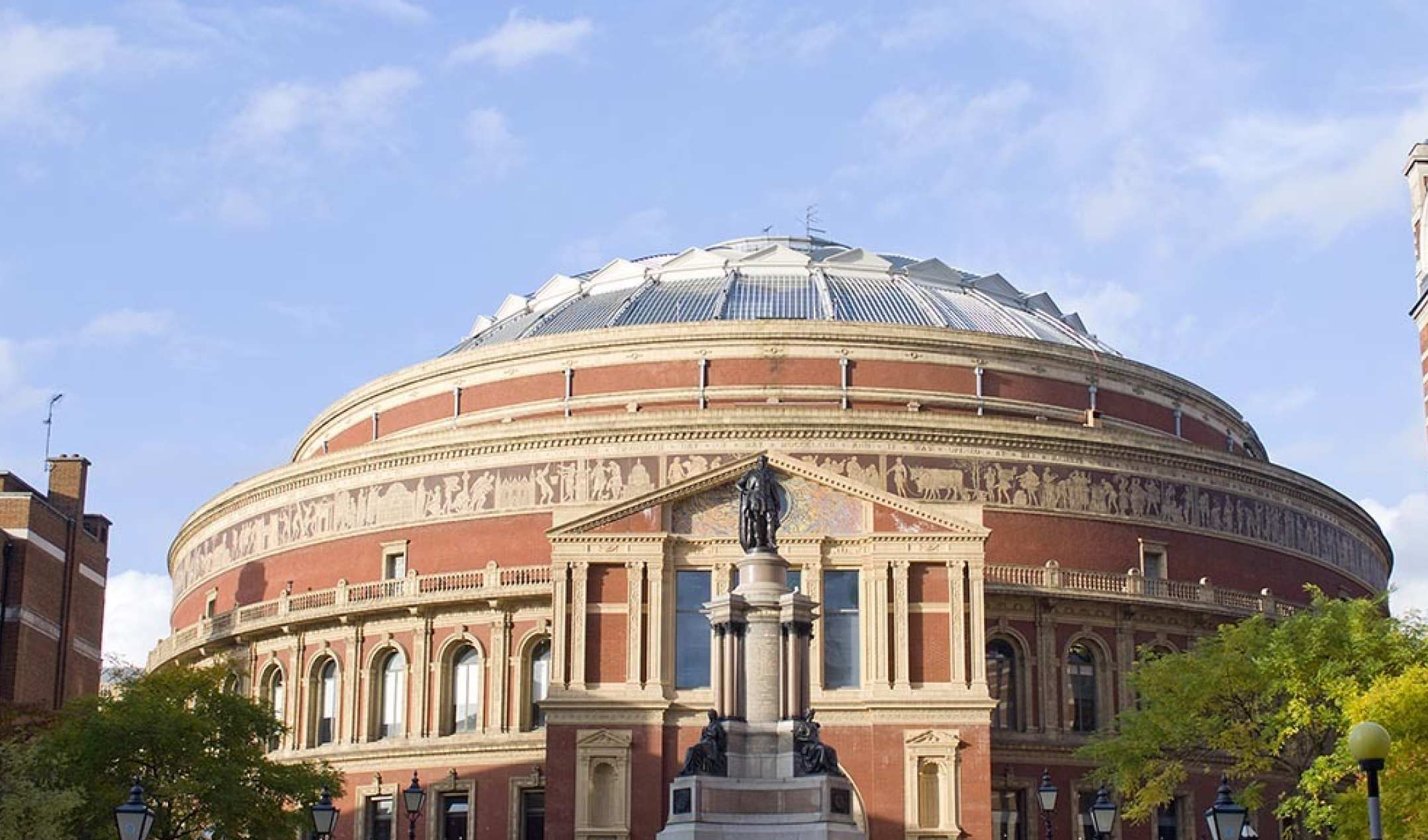 Prince 39 s gardens imperial college london for Door 4 royal albert hall