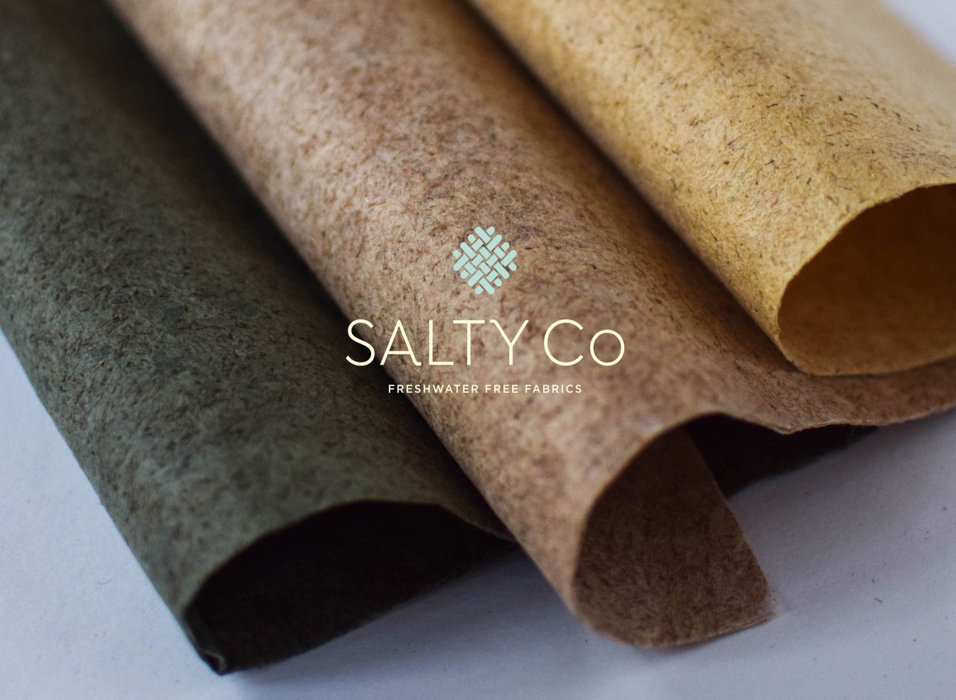 Image of materials created by Salty Co