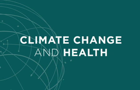 WISH climate change and health report cover