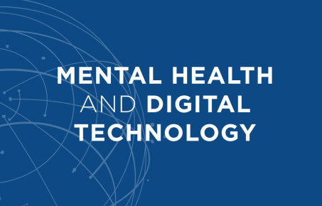 WISH report cover on mental health and digital technology