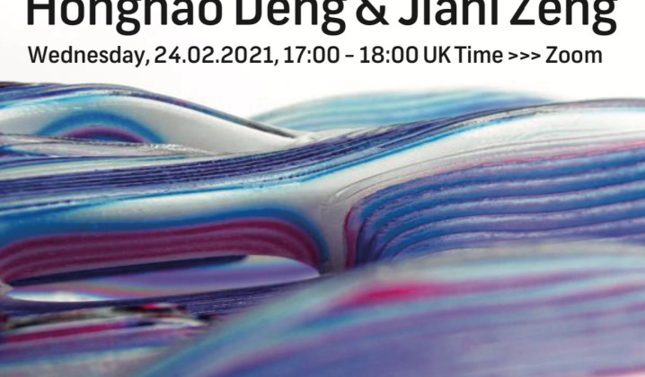 Design, Develop, Deploy: Honghao & Jiani | Events ...