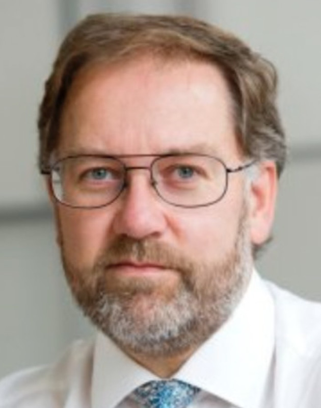 An image of Robin Grimes