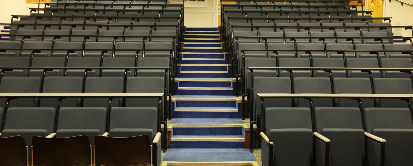 Read lecture theatre seating