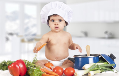Nutrition, growth and development of the child