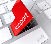 Support key on keyboard