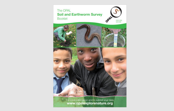 soil and earthworm survey booklet