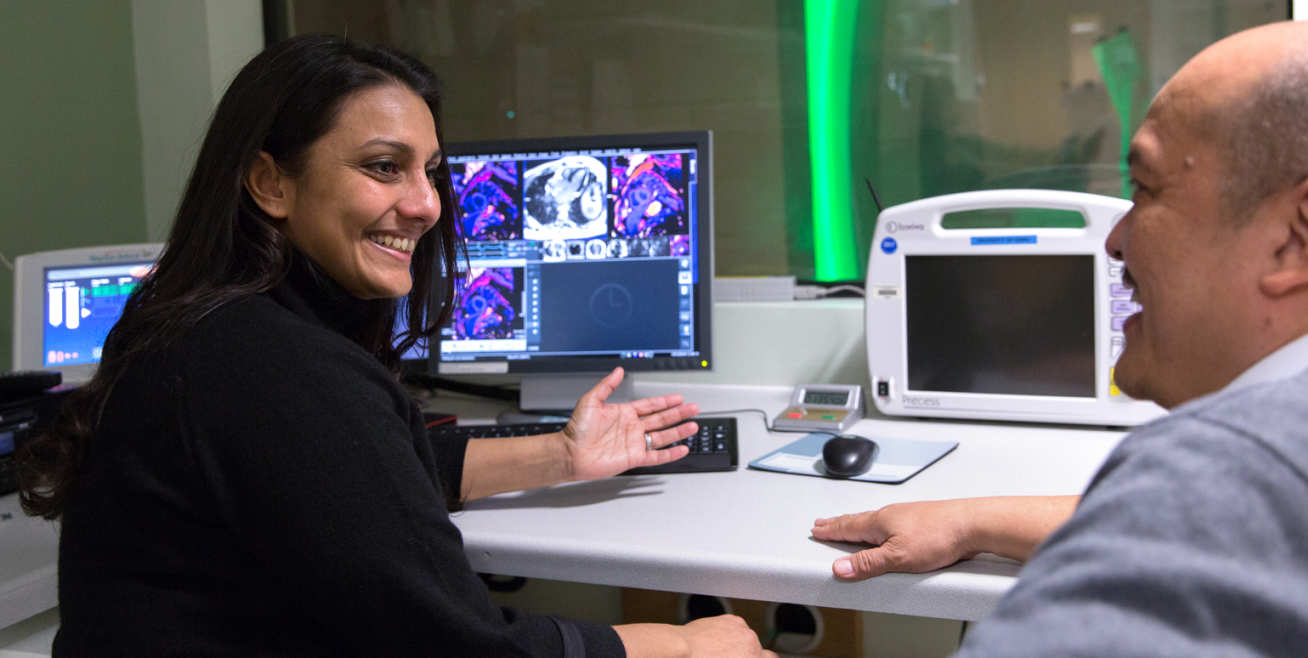 Dr Babu-Narayan is internationally recognised for her research to improve the care and quality of life of adults who were born with heart defects