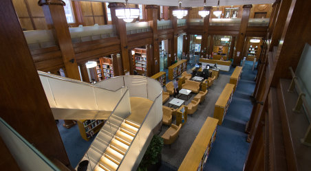 St Mary's Campus Library