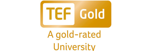 TEF Gold - Gold rated university