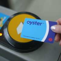 Oyster travel card