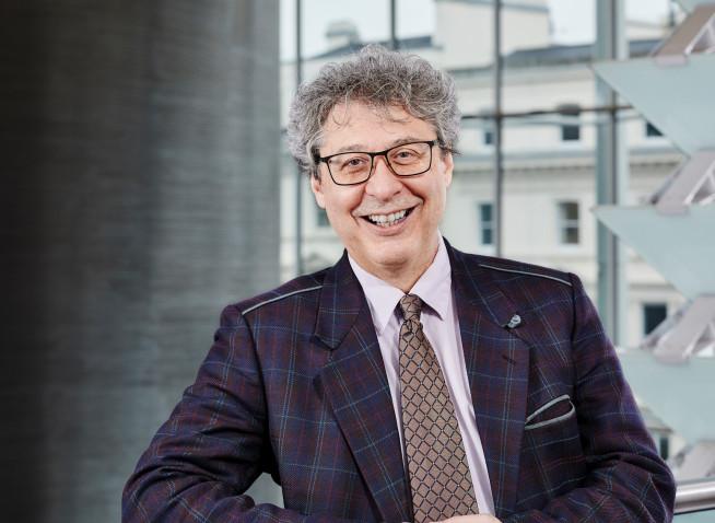 Professor Christopher Tucci