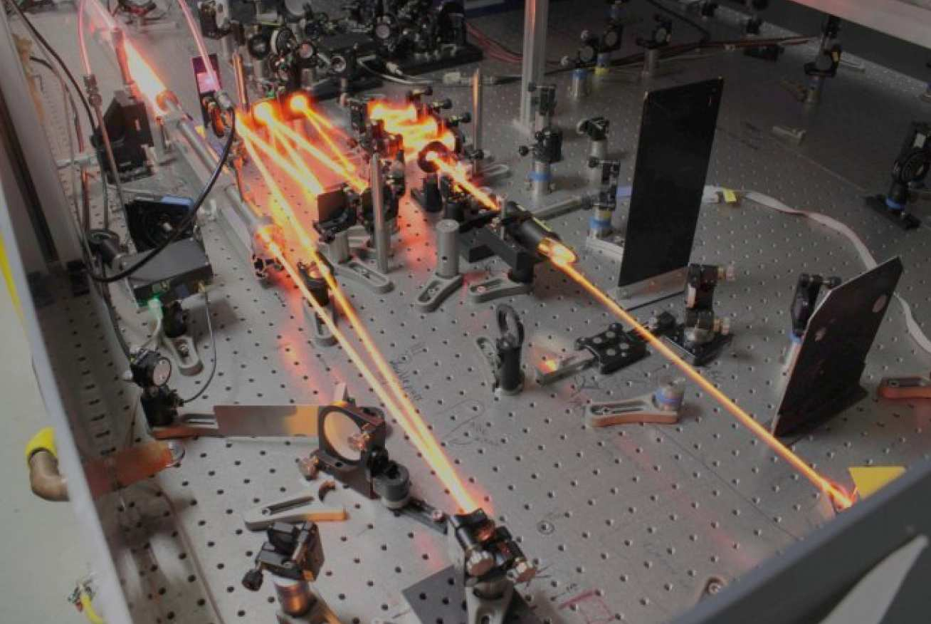 High-power femtosecond laser