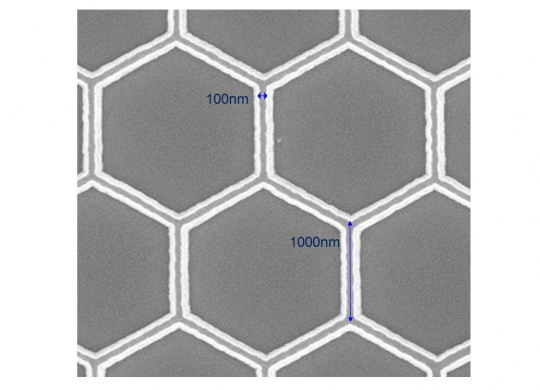 artificial spin ice nanostructure