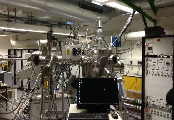 The Oxides Electron Beam Epitaxy system