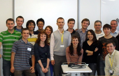 Fourth picture of the Skolkovo Imperial Robotics Summer School