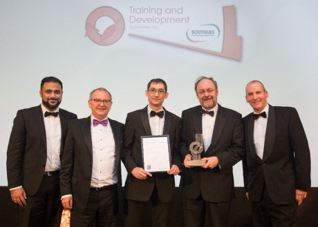 Imperial engineering talent recognised with double IChemE Global