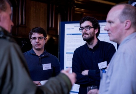 There were plenty of opportunities for networking and further research discussion
