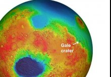 Pebbles help explain Mars' watery past
