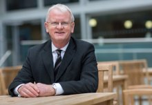 Meet Imperial's first Provost, Professor James Stirling