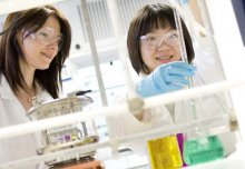 Imperial chemists get gold for promoting women in science