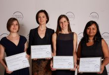 Imperial scientist wins L'ORÉAL women in science fellowship