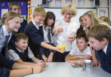 Imperial to support UK primary science