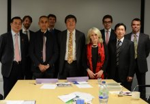 IGHI signs a formal collaboration with the Chinese University of Hong Kong