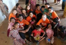 Chemical Engineering Students Making a Difference in Nepal