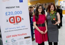 Student ideas claim £20,000 prize in Dragon's Den-style competition