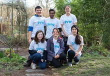 Student Volunteering Week 2015 at Imperial