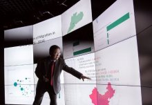 Observatory that transforms big data into images launches at Imperial